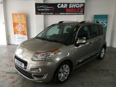CITROEN C3 1.6 HDI PICASSO EXCLUSIVE **£30 Road Tax** - 1290 - 1