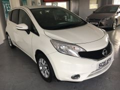 NISSAN NOTE 1.2 ACENTA **Only 32533 Miles** - 1082 - 6