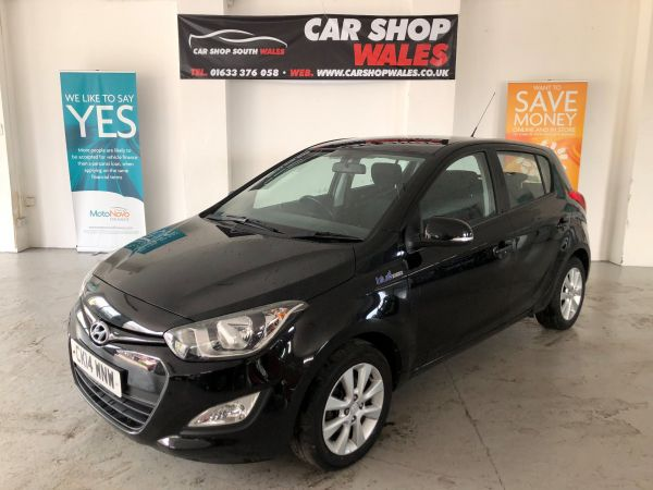 Used HYUNDAI I20 in Newport, South Wales for sale