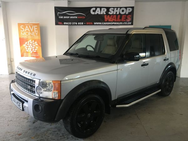 Used LAND ROVER DISCOVERY in Newport, South Wales for sale