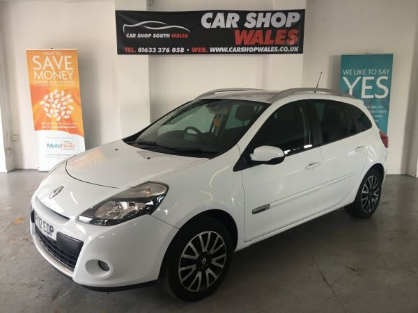 Used RENAULT CLIO in Newport, South Wales for sale