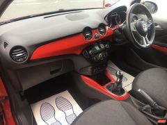 VAUXHALL ADAM 1.2 JAM **One Owner With Full Service History** - 1297 - 14