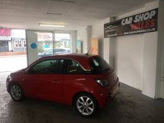 VAUXHALL ADAM 1.2 JAM **One Owner With Full Service History** - 1297 - 13