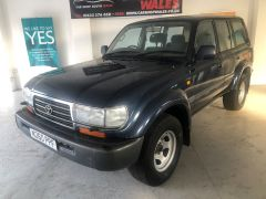 TOYOTA LAND CRUISER AMAZON 4.2, 24V GS **Only 2 Owners With 103067 Miles & F S H** - 1361 - 9