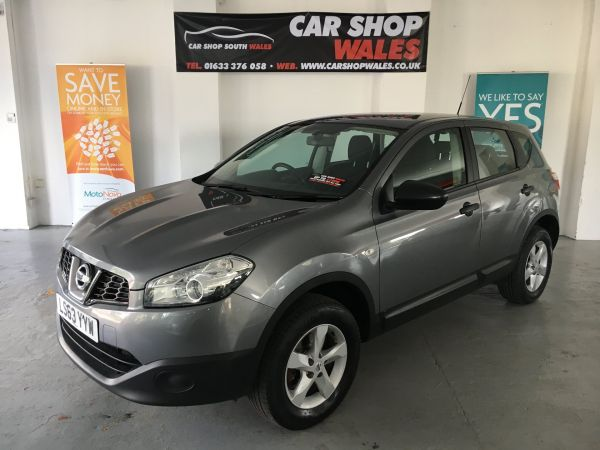 Used NISSAN QASHQAI in Newport, South Wales for sale