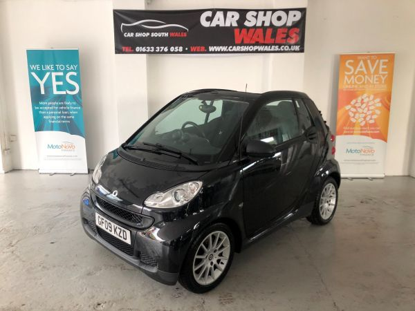 Used SMART FORTWO CABRIO in Newport, South Wales for sale