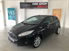 FORD FIESTA 1.0 ZETEC **£0 ROAD TAX** - 1340 - 1