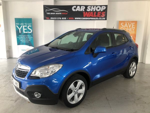 Used VAUXHALL MOKKA in Newport, South Wales for sale