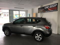 NISSAN QASHQAI 1.6 DCI VISIA IS S/S - 1161 - 4