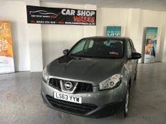 NISSAN QASHQAI 1.6 DCI VISIA IS S/S - 1161 - 2