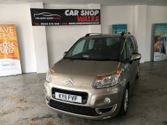 CITROEN C3 1.6 HDI PICASSO EXCLUSIVE **£30 Road Tax** - 1290 - 2