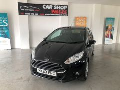 FORD FIESTA 1.0 ZETEC **£0 ROAD TAX** - 1340 - 2