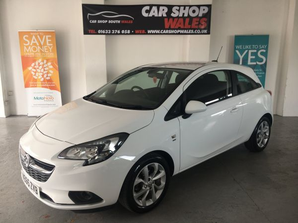 Used VAUXHALL CORSA in Newport, South Wales for sale