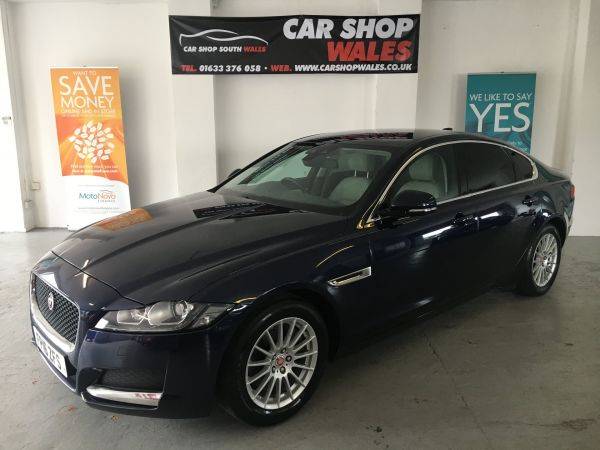 Used JAGUAR XF in Newport, South Wales for sale
