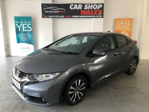 Used HONDA CIVIC in Newport, South Wales for sale