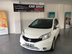 NISSAN NOTE 1.2 ACENTA **Only 32533 Miles** - 1082 - 2