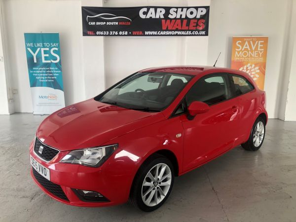 Used SEAT IBIZA in Newport, South Wales for sale