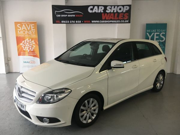 Used MERCEDES B-CLASS in Newport, South Wales for sale