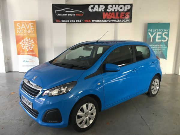 Used PEUGEOT 108 in Newport, South Wales for sale