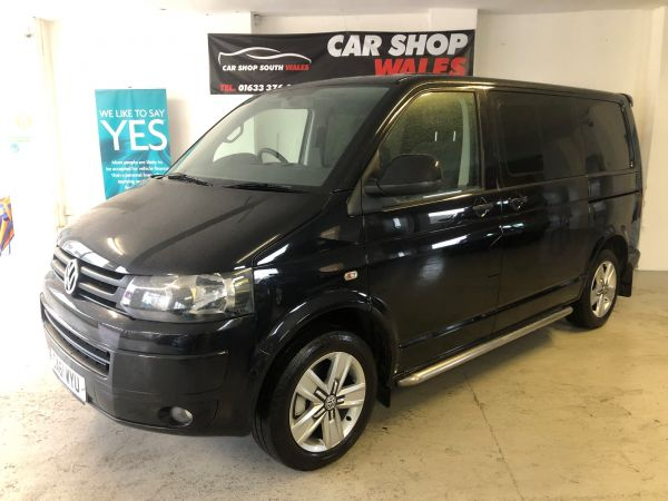 Used VOLKSWAGEN TRANSPORTER in Newport, South Wales for sale