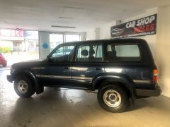TOYOTA LAND CRUISER AMAZON 4.2, 24V GS **Only 2 Owners With 103067 Miles & F S H** - 1361 - 10