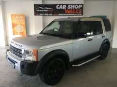 LAND ROVER DISCOVERY 3 4.4 V8 HSE - 1257 - 1