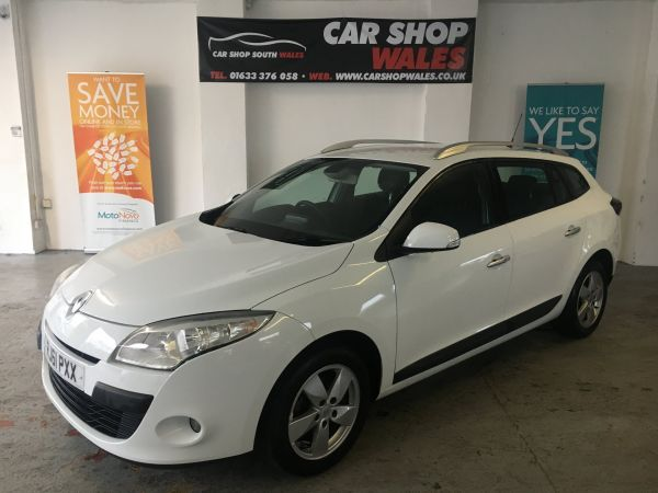 Used RENAULT MEGANE in Newport, South Wales for sale
