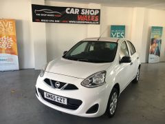 NISSAN MICRA 1.2 VIBE **ONLY 26603 MILES** - 1222 - 2