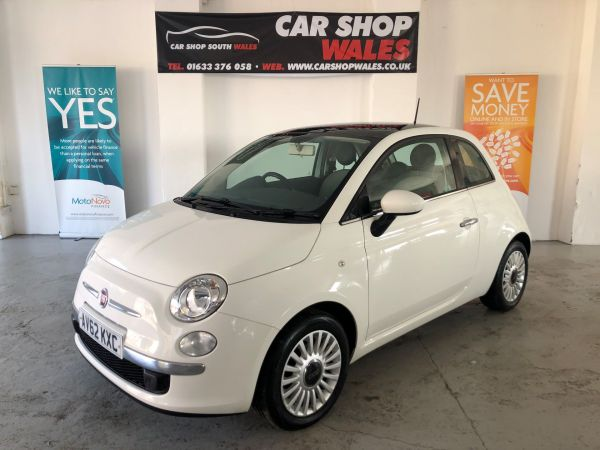 Used FIAT 500 in Newport, South Wales for sale